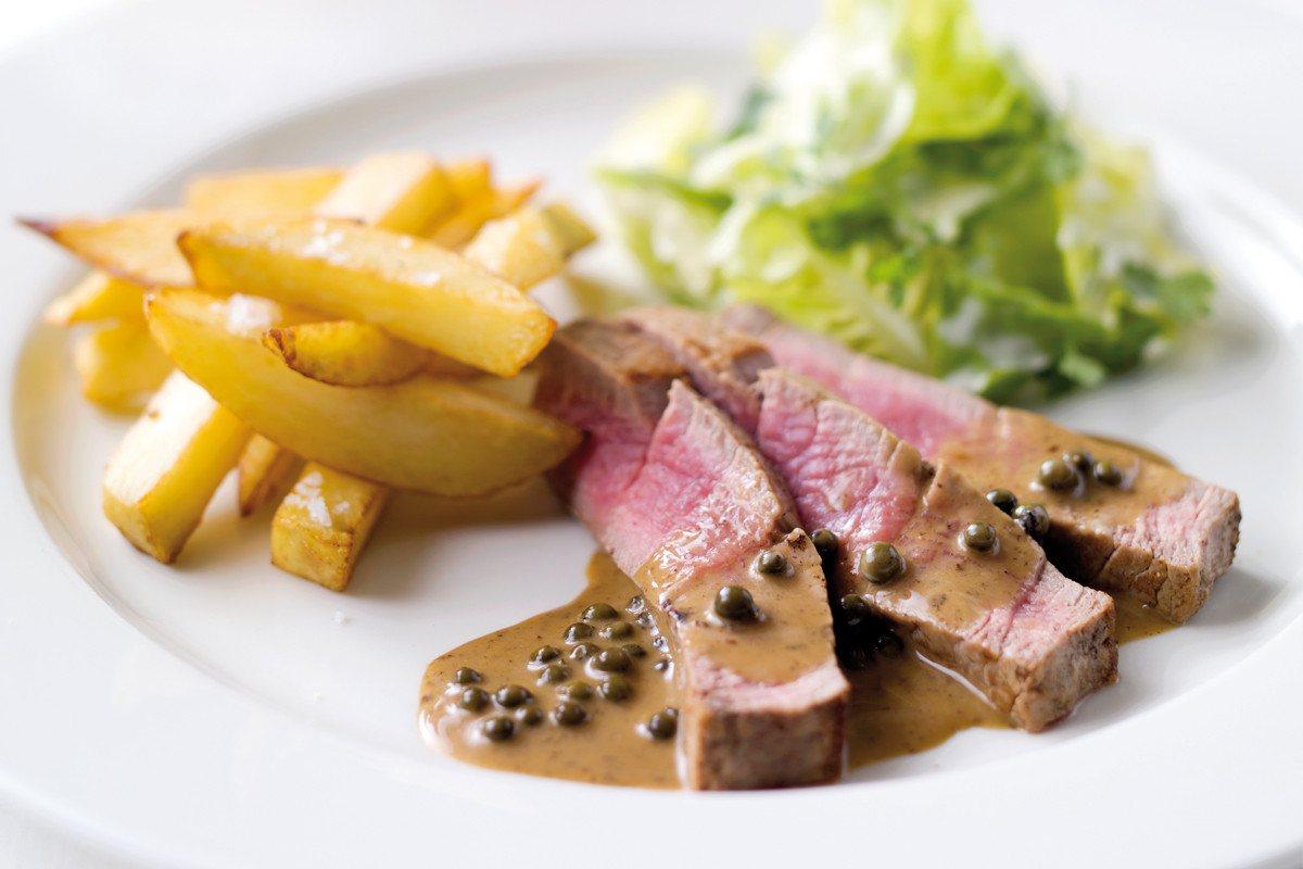 steak bakken hoe