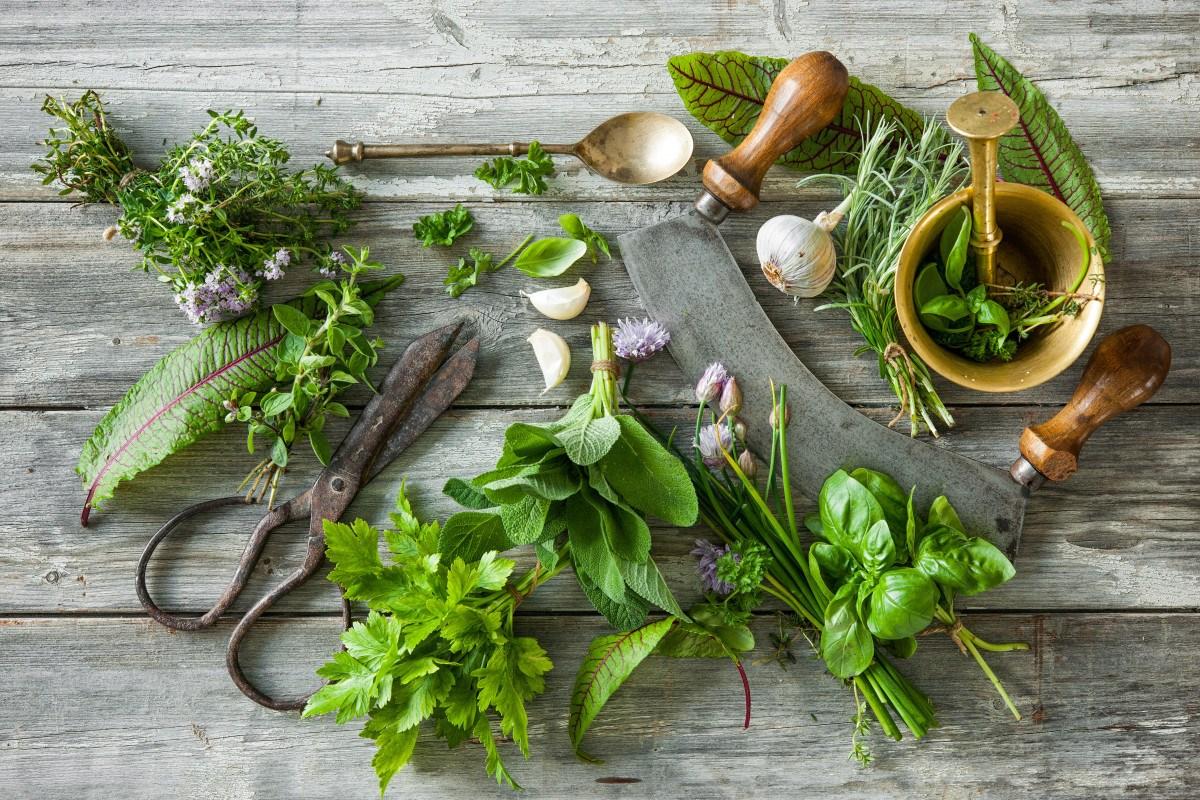 Verse Kruiden Keuken : Kruiden keuken houten keukenrek kruidenrek van dehoutshop
